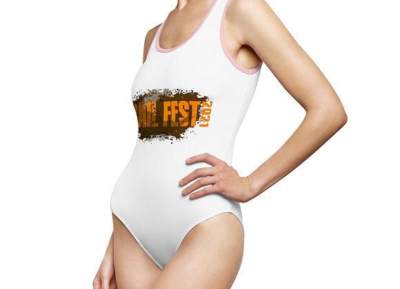 One-Piece Swimsuit - Trail Fest 2021