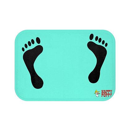 Bath Mat - Poppy Feet