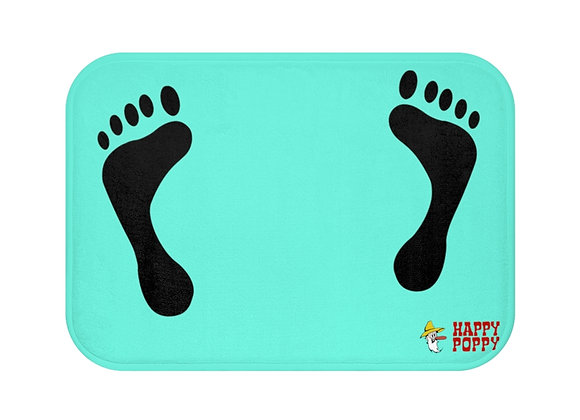 Bath Mat - Poppy Feet