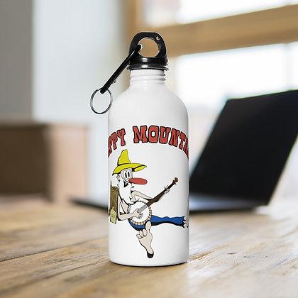 Water Bottle - Poppy Mtn Design 02