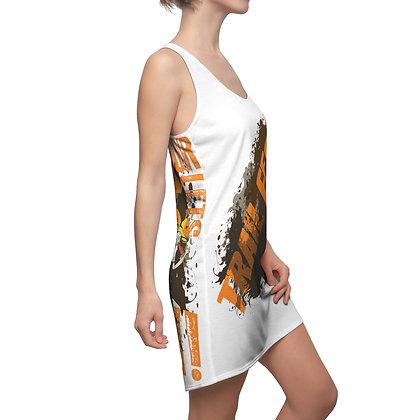 Women's Cut & Sew Racerback Dress - Trail Fest