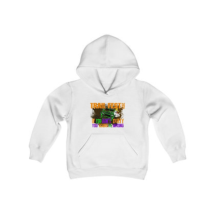 Youth Heavy Blend Hoodie - Trail Fest Design 03 2 Sided Print