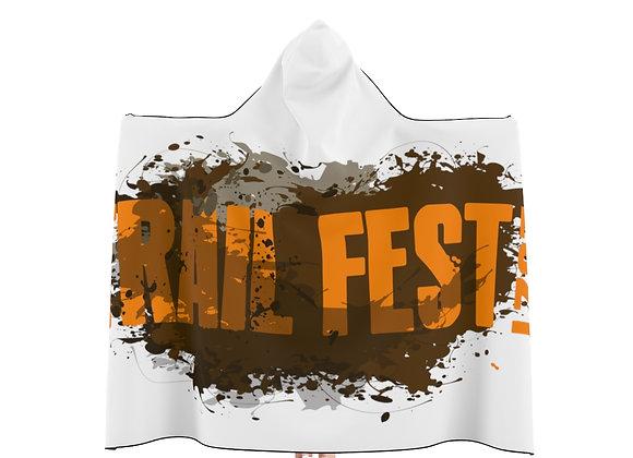 Hooded Blanket - Trail Fest 2021 Design 01
