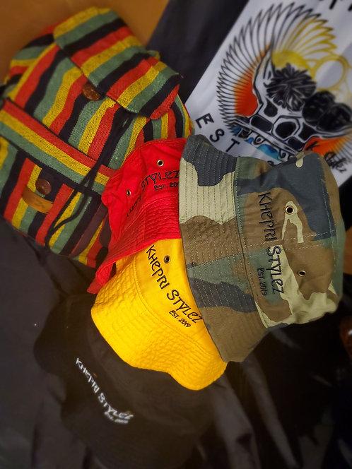 Khepri Stylez Bucket Hat