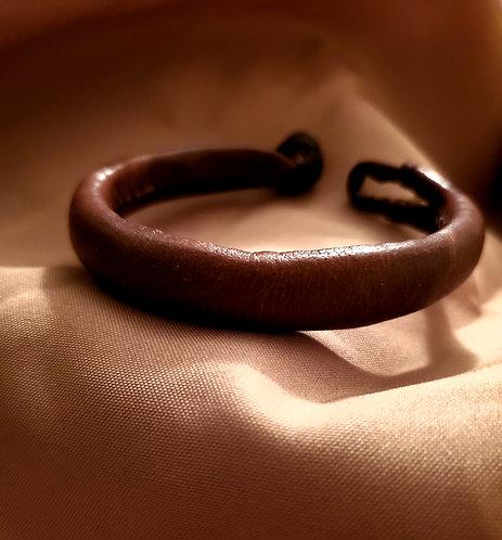 Nigerian Leather Bracelets