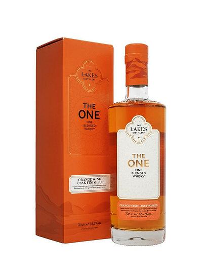 The Lakes The One Orange Wine Cask Finished Whisky