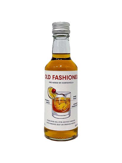 Bimber x Fortunella Old Fashioned Cocktail
