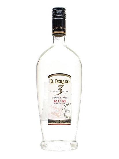 El Dorado 3yo Rum