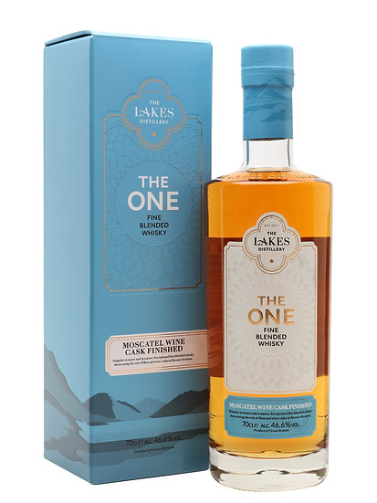 The Lakes The One Moscatel Cask Finished Whisky