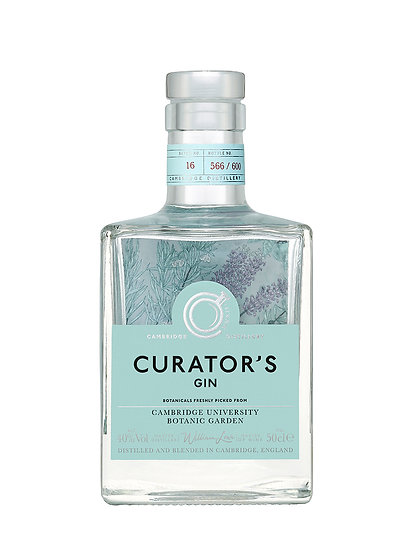 Cambridge Curator's Gin