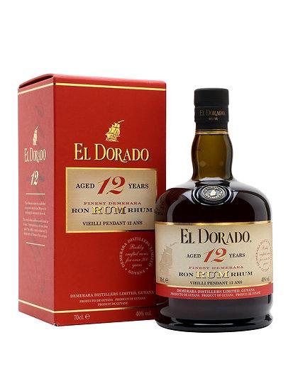 El Dorado 12yo Rum