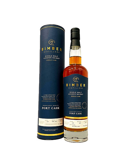 Bimber Single Malt Whisky Ex-Ruby Port Cask #43