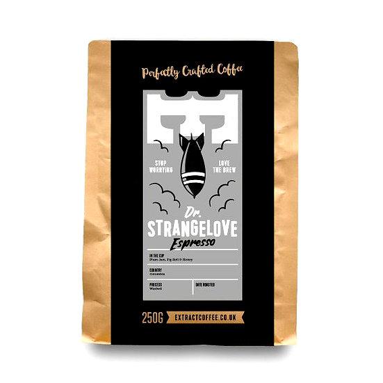 Extract Coffee - Dr Strangelove Espresso