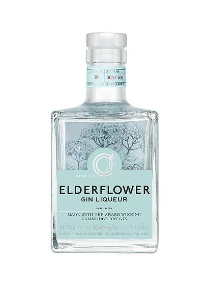 Cambridge Elderflower Gin Liqueur