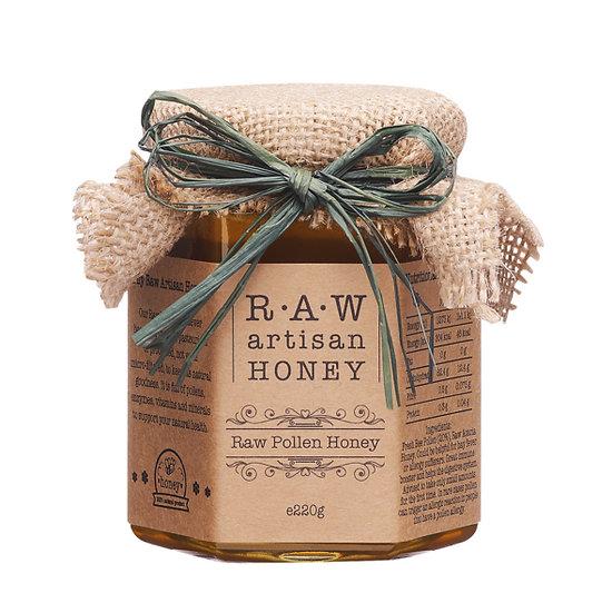 RAW Pollen Honey