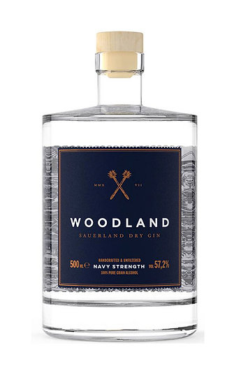 Woodland Sauerland Navy Strength Gin