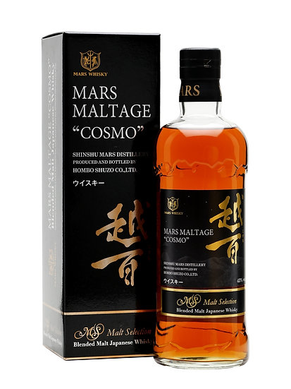 Mars Maltage Cosmo Whisky