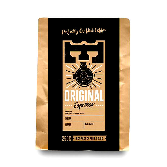 Extract Coffee - Original Espresso