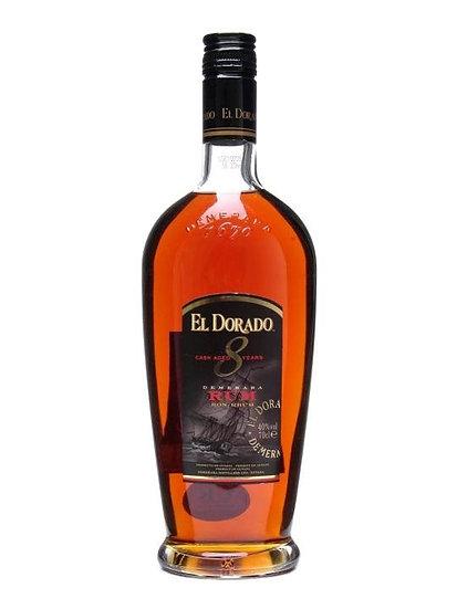 El Dorado 8yo Rum