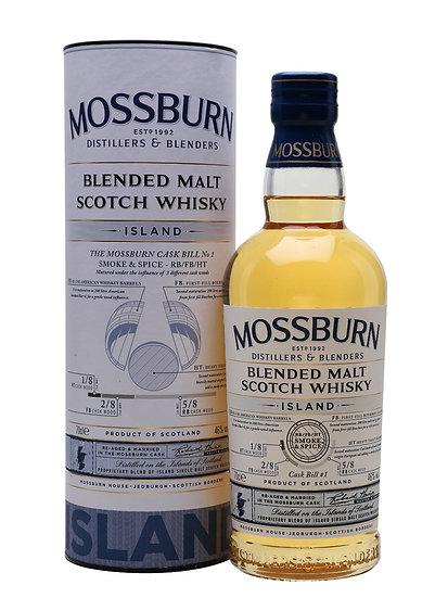 Mossburn Island Blended Malt