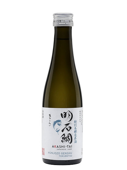 Akashi-Tai Honjozo Genshu Tokubetsu Gohyakumangoku