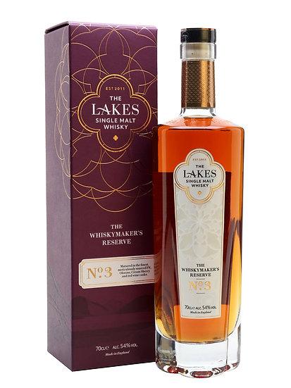 The Lakes Single Malt Whiskymaker's Reserve No.3