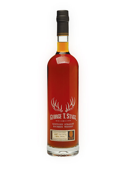 George T Stagg Straight Bourbon 2020 Release