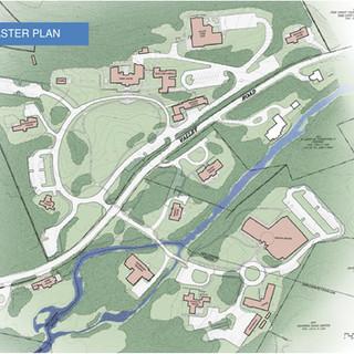Silver Hill Hospital Master Plan
