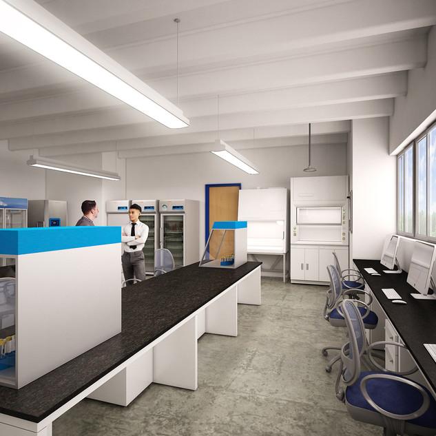 University of New Haven Forensics Laboratory