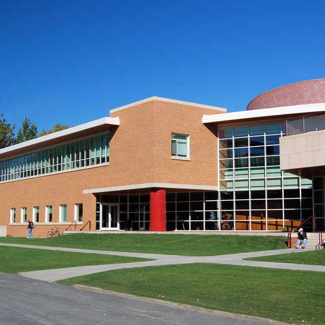 Grinnell College Student Center