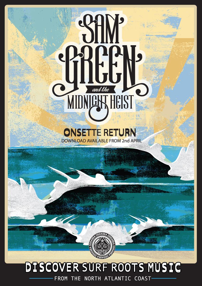 Sam Green & the Midnight Heist.