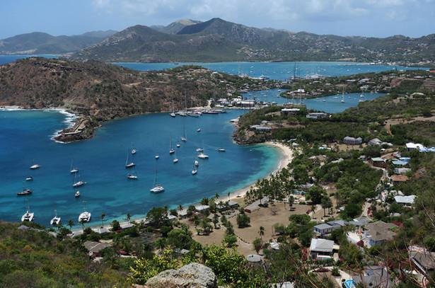 English Harbour - Antigua and Barbuda (2018)