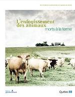 un PDF de l'enfouissement des animaux morts a la ferme