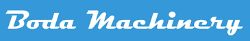 Boda Machinery logo