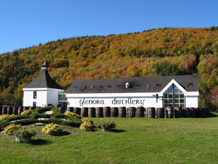 Glenora Distillery - Nova Scotia, Canada (2006)