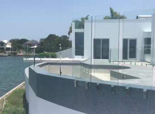Frameless Glass Endless Views