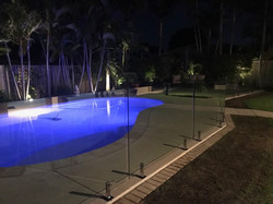 glass fence pelican waters STC