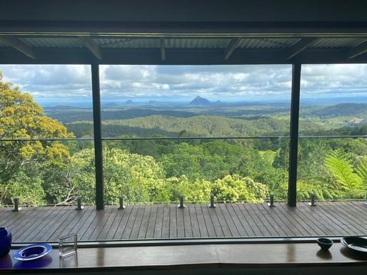 Glass Balustrade Capturing the Views