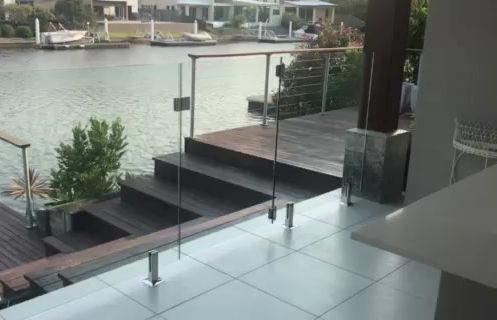 Sunshine Coast Frameless Glass Pool Fencing