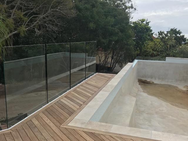 glass fencing buderim