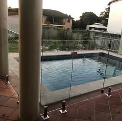 See Thru Clear Fencing Brisbane Glass Po