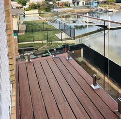 Balustrade Glass Panels See Thru Clear F
