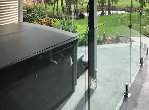 Spa delight Glass Fencing