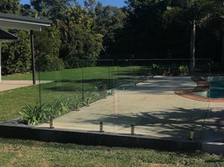 See Thru Clear Fencing Birtinya