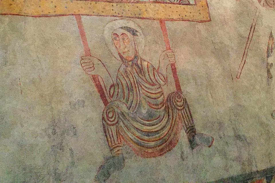 St. Prokulus frescoes