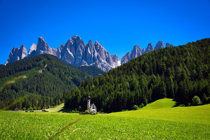 10 Reasons to Visit South Tyrol this Year