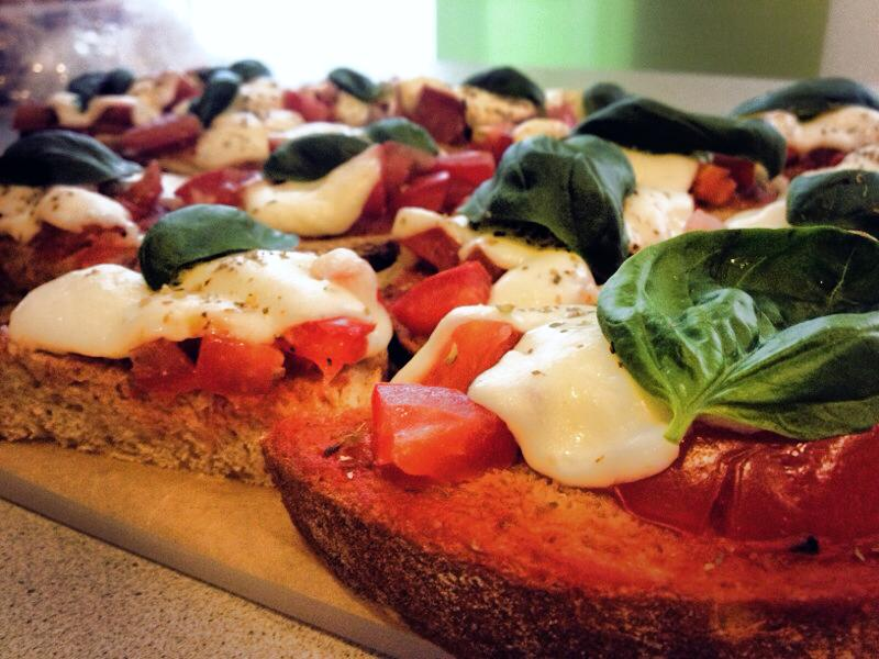 Yummy tartine
