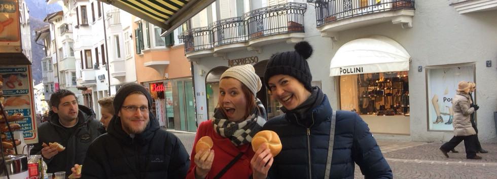 Discover Bolzano Street Food!