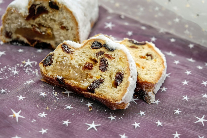 Stollen or Zelten? That's the question!