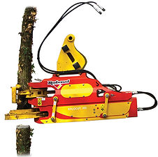 Rabaud xylocut 300 tree shear for telescopic loader, manitou tree shear, loader tree shear